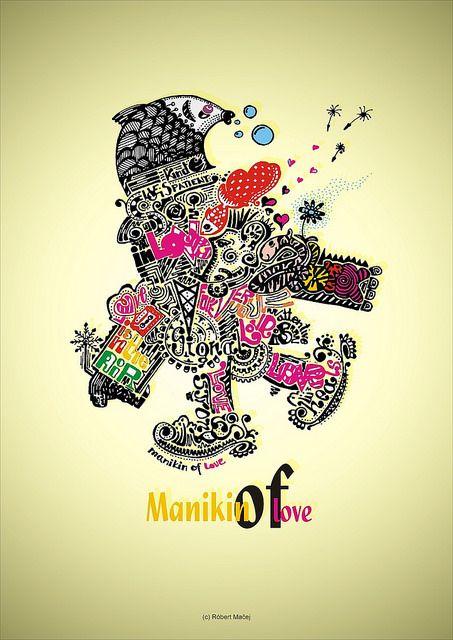 Manikin of love