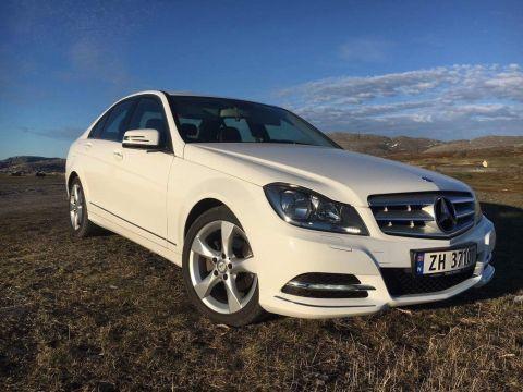 FINN – Mercedes-Benz C-Klasse, Sedan, Bil, 170000-220000 kr