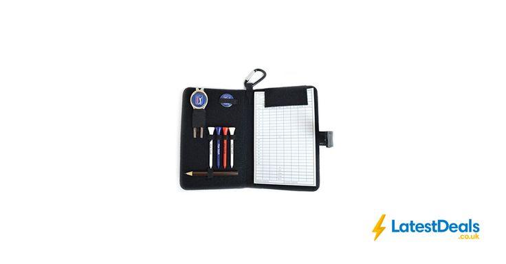 PGA Tour Golf Leather Organiser - Black, £14.99 at Amazon UK