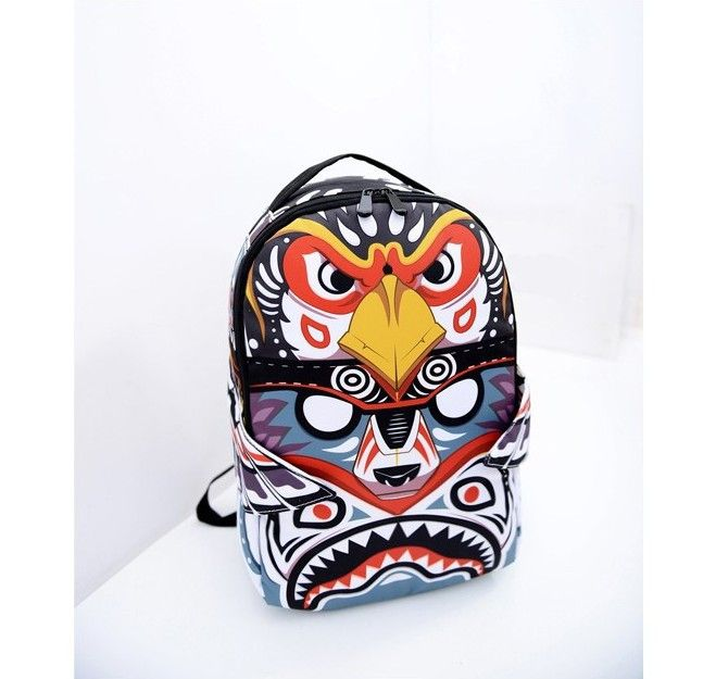 Totem Canvas Backpack