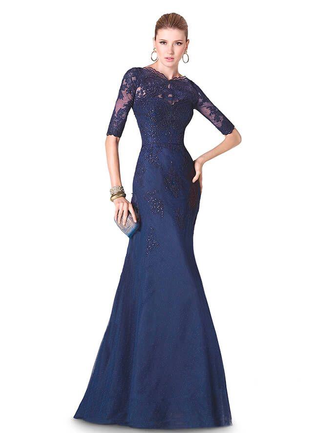 San patrick evening dresses