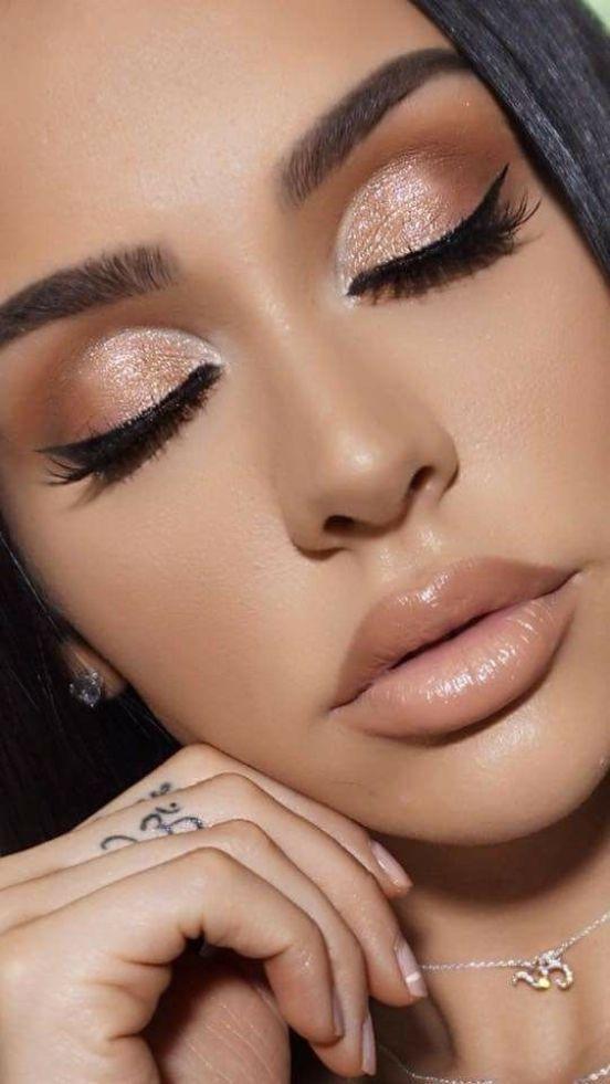 Silvester-Make-up-Ideen, um Ihnen das Leben der Party zu erleichtern