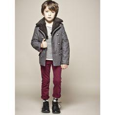 Mode enfant : 15 looks IKKS casual chic pour petits garçons : Le look BCBG de chez IKKS - Maman Plurielles.fr