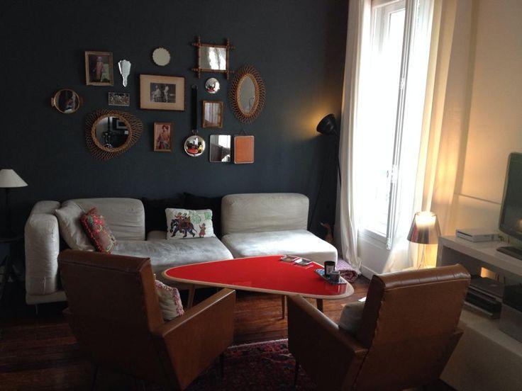Chez Julien à Paris  #design #redchezvous #vintage
