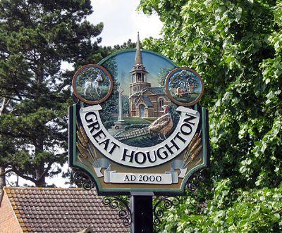 Great Houghton,  Northamptonshire.