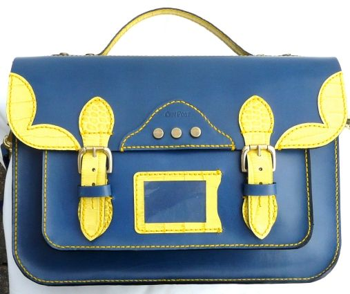 Just as soon as I get my new Mac Book! Outpost Leather Goods Laptop Satchel