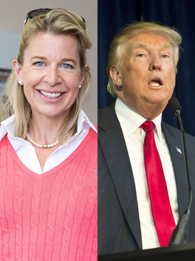 Katie Hopkins: 'I'd rather be grabbed by the pussy than governed by one'  Read more: http://www.dailymail.co.uk/news/article-3834237/KATIE-HOPKINS-Trump-flawed-human-big-deal-d-grabbed-p-governed-one.html#ixzz4MtzvPB5c  Follow us: @MailOnline on Twitter | DailyMail on Facebook