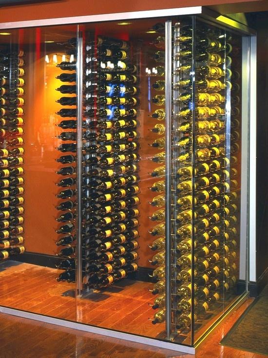 Modern wine cellar design interiors i adore pinterest for Modern wine bar design