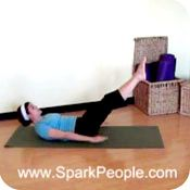 VIDEO: 12-Minute Pilates Abs Workout