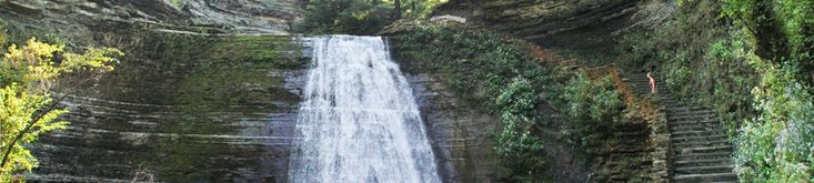 Stony Brook State Park | Travel | Vacation Ideas | Road Trip | Places to Visit | Steuben County | NY | RV Park | State Park | Nature Reserve | Hiking Area | Campground