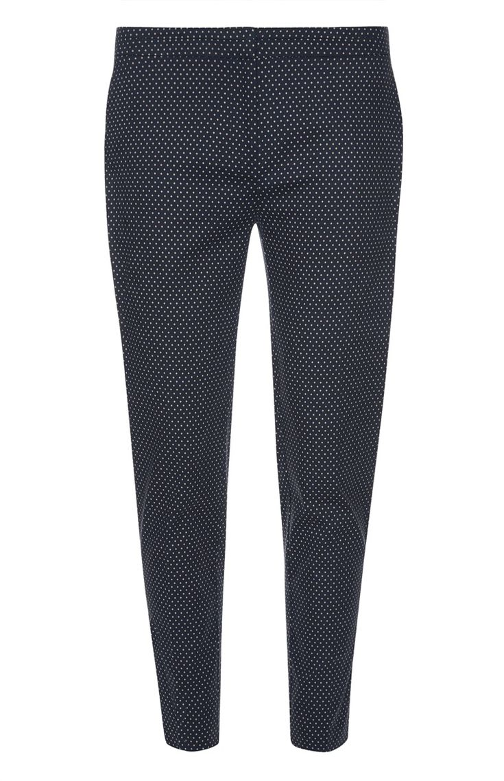 Wear These Navy Spot Trousers From Primark For Your Comfortable And Stylish Wear - Primark Online Shop