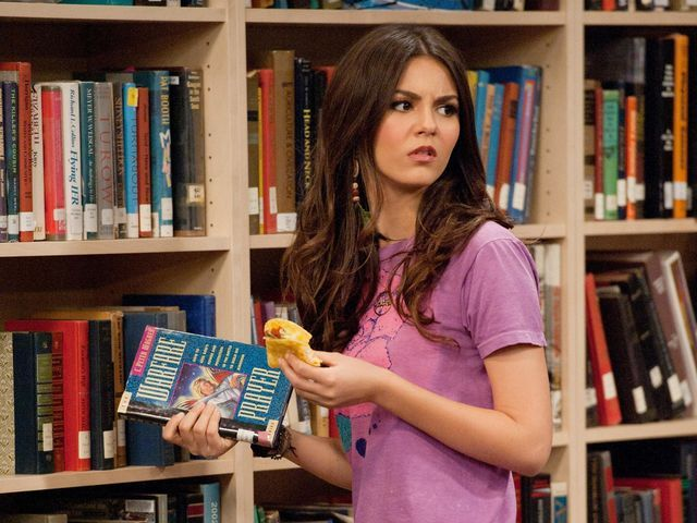 I got: Tori Vega! Which Victorious Character are you?