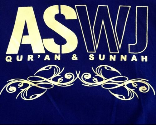 Ahlus Sunnah Wal Jamaah (ASWJ)