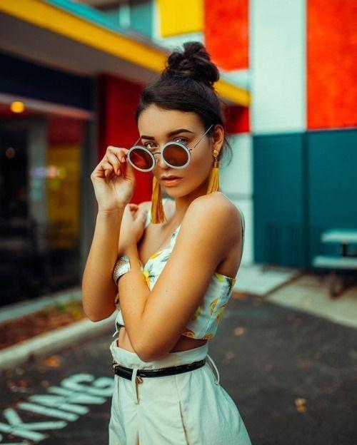 Beautiful Lifestyle Female Portrait Photo …