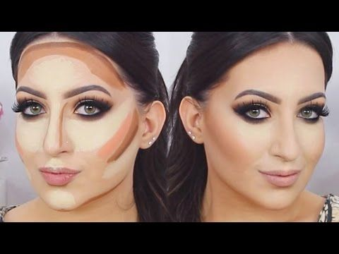 ♡ Contour and Highlight PRO - Make Up Tutorial ♡ (English) - YouTube