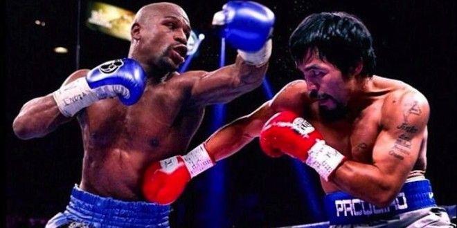 Manny Pacquiao desafió a combate a Floyd Mayweather | A Son De Salsa