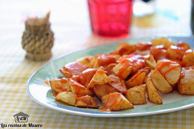 Patatas bravas riquísimas - Receta Petitchef