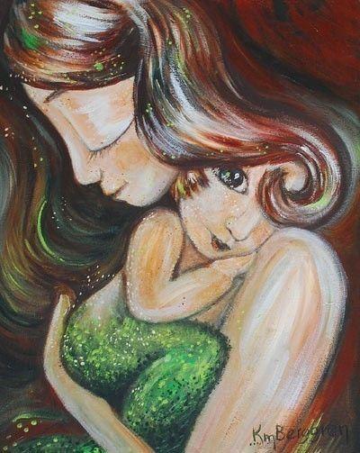 painting by Katie m. Berggren