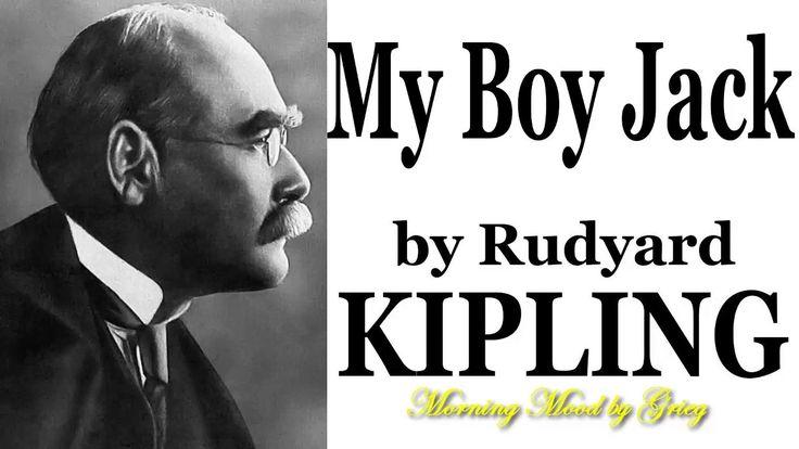 My Boy Jack by Rudyard Kipling -EN - Full Free Audio Books