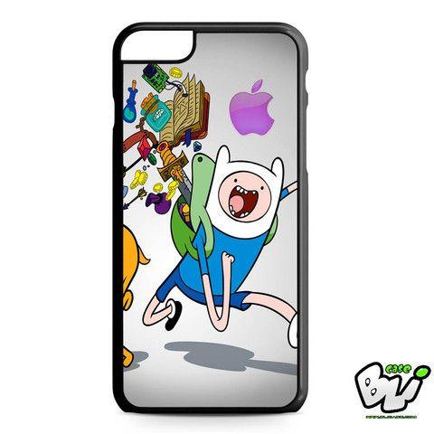 Advanture Time iPhone 6 Plus Case | iPhone 6S Plus Case