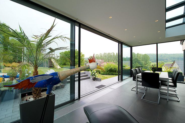 Our gallery of elegant conservatories and glass extensions invite you to enjoy your own personal conservatory experience. Be enchanted by the unique designs and flexibility of our ranges.