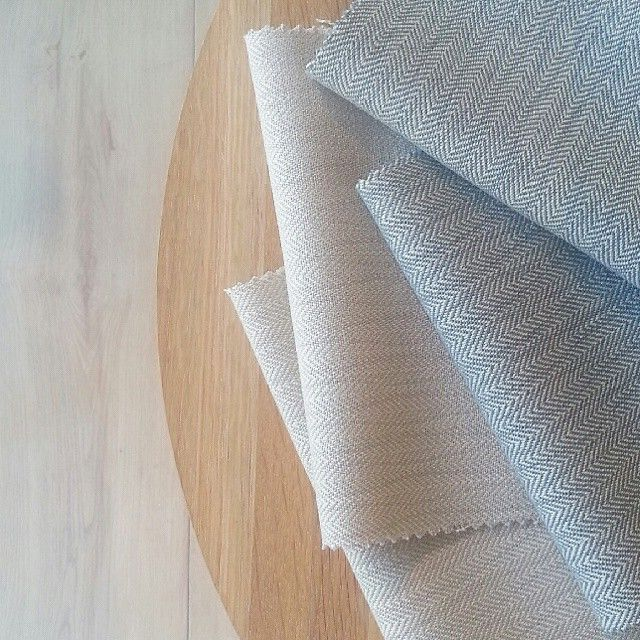 Neutral simplicity with natural texture, textile and timber. Pulse is our 100% EthEco® wool textile featuring an elegant twist on the herringbone weave.
