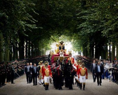 Prinsjesdag the Hague