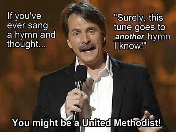 United Methodist Memes