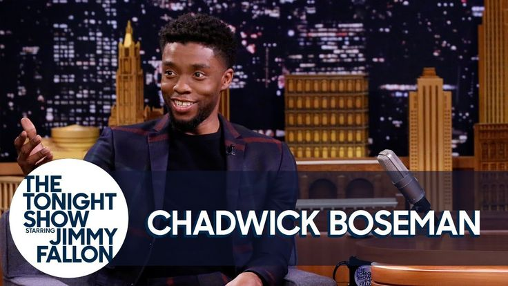 Denzel Washington Paid for Chadwick Boseman to Study at Oxford - YouTube