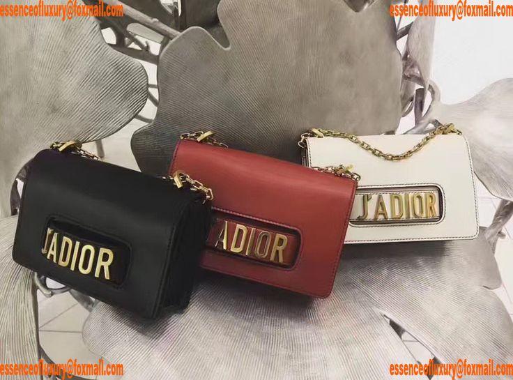 Replica Womens Handbags Dior Calfskin JADior Flap Chain Bags 25x16x6CM A51PP1400 AA15678