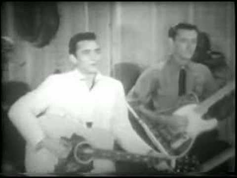 Johnny Cash - Get Rhythm                                                      Hello I'm Johnny Cash