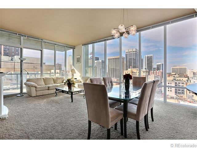 Denver Condos For Sale   Upper 600s   2 Bedroom, 2 Bathroom In The Spire