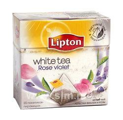 Lipton Rose Violet Tea
