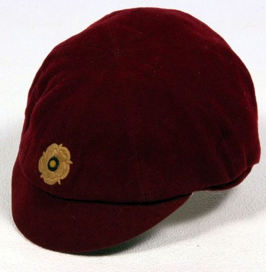 Early 20th C English Cricketing Cap Vintage Caps