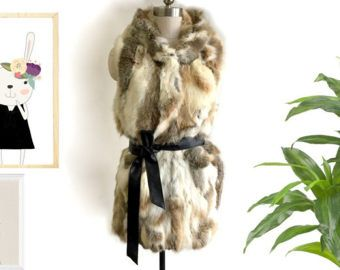 Secret Fashion Label New Wolf Vest