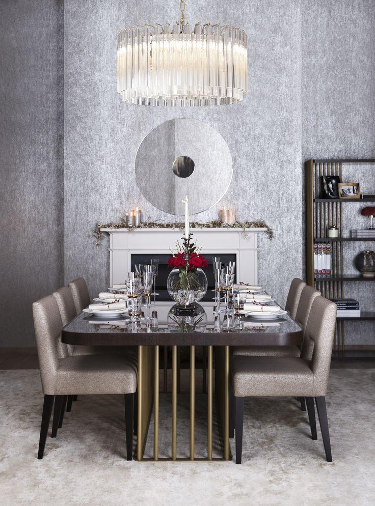 The Sofa Amp Chair Company Showroom Dining Room Dining Room In 2019 Dining Room Design