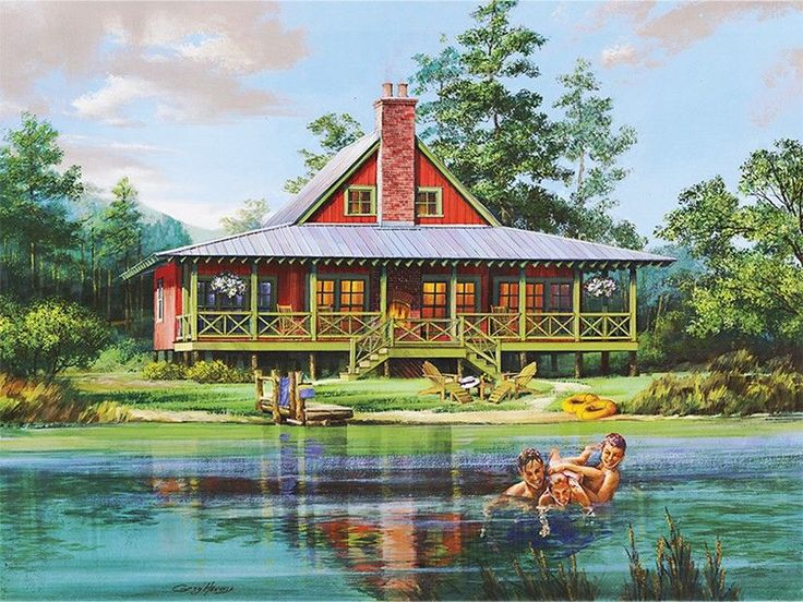 10 best vacation homes images on pinterest country home for Dream home flooring manufacturer