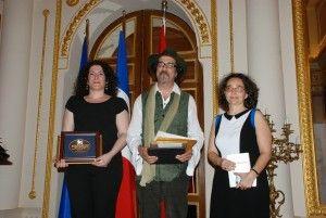 Atiq Rahimi, lauréat du Prix littéraire Notre Dame de Sion 2014 - Aujourd'hui la Turquie