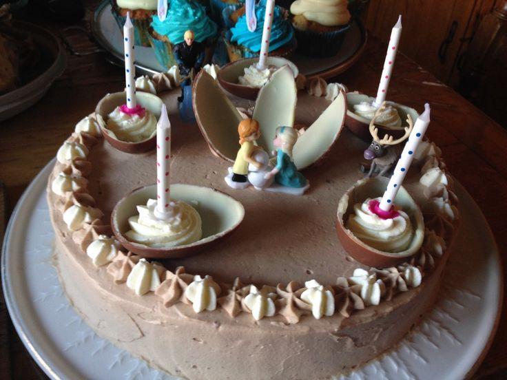 Überraschungsei - Torte lecker und leicht, ein leckeres Rezept aus der Kategorie Torten. Bewertungen: 87. Durchschnitt: Ø 4,5.