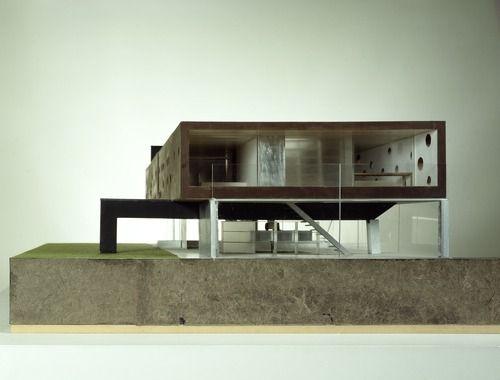 Rem Koolhaas Maison à Bordeaux 1996