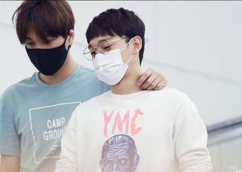 Image de Chen, exo, and kai
