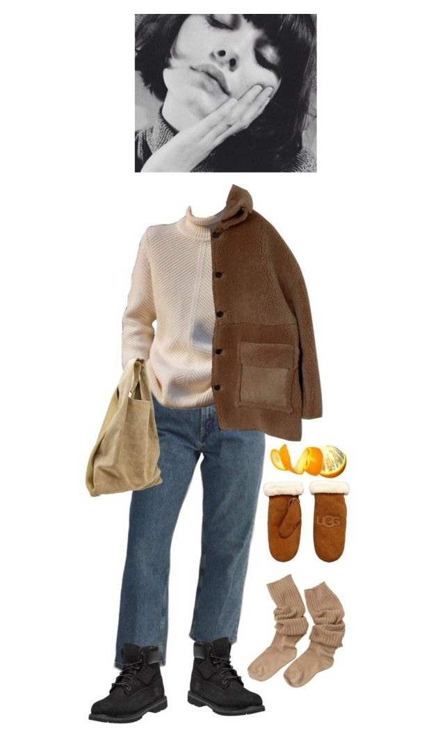 """November babe"" by vesleku on Polyvore featuring Timberland, UGG and Alexander Wang"