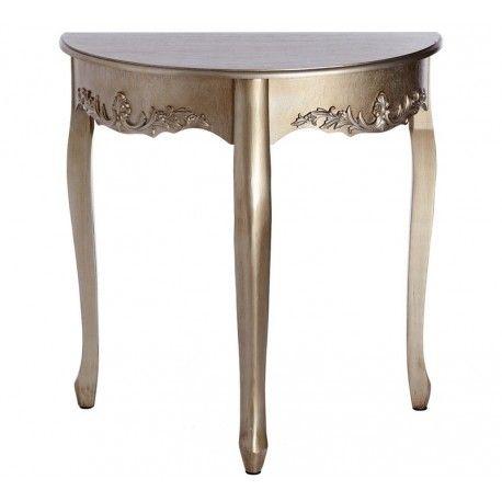 Mueble recibidor estilo rom ntico mueble consola de - Muebles de estilo romantico ...