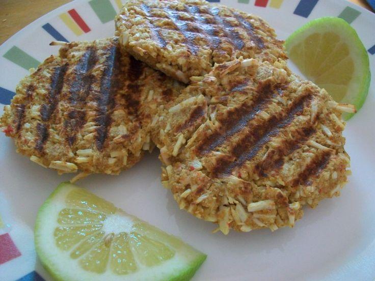 RECIPE: Surimi(Imitation Crab) Cakes
