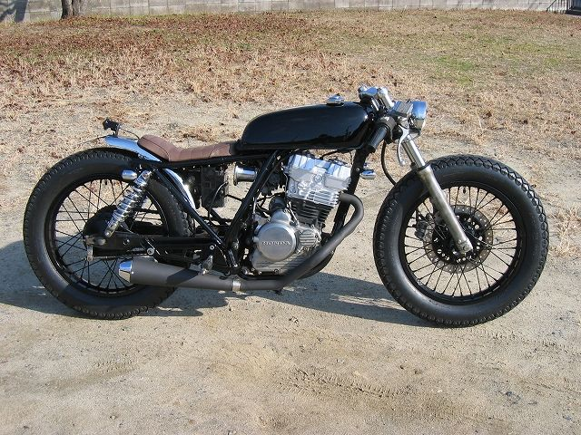 "I honestly never expected myself to ever think, ""Maybe I can find a super cheap Honda 250 to chop up!"""