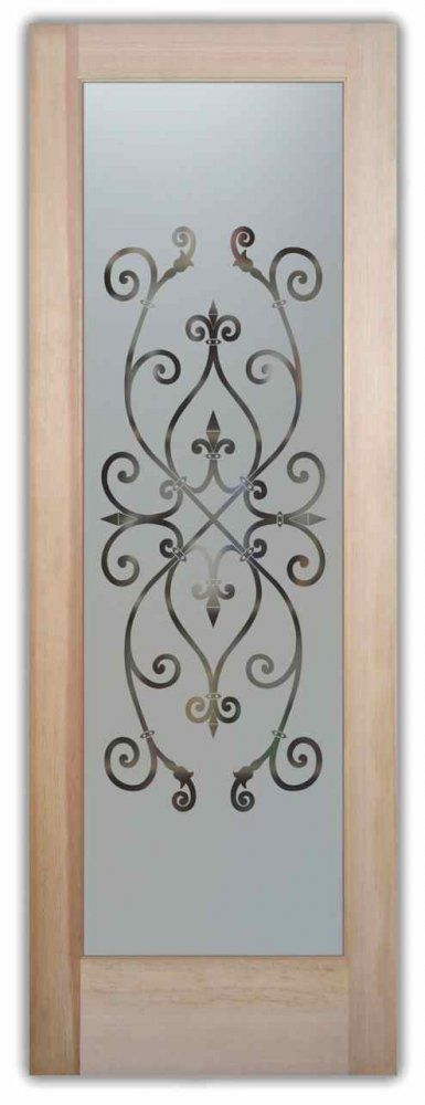 Corazones Pantry Door - Choose from dozens of quality designs that you mix and match to suit your decor! Available slab, pre-hung or glass insert only!
