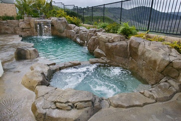 Fake Rock Design Ideas, Pictures, Remodel, and Decor - page 3
