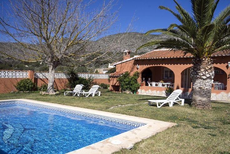Villa Lizarte, Moraira, Costa Blanca
