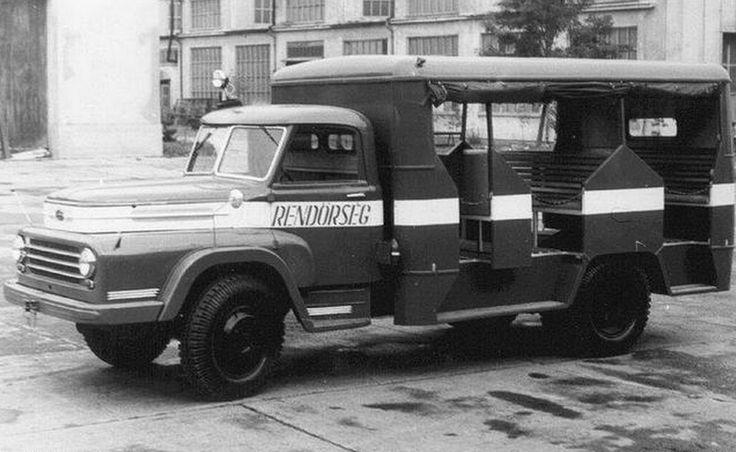 1970 Csepel rendőrségi csapatszállitó