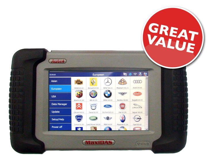 The MaxiDAS Diagnostic System is ingeniously designed to recreate the functionality of the OEM tools used by automotive manufacturers' dealers, empowering independent garage shops to provide complete servicing in their own shops, including data stream, reading and clearing of diagnostic trouble codes, component activation and immobilizer key coding, etc.